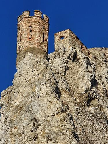 Devín Castle, Maiden Tower / Nun