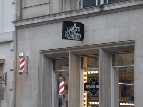 The Barber House  - Waterloo Street, Birmingham