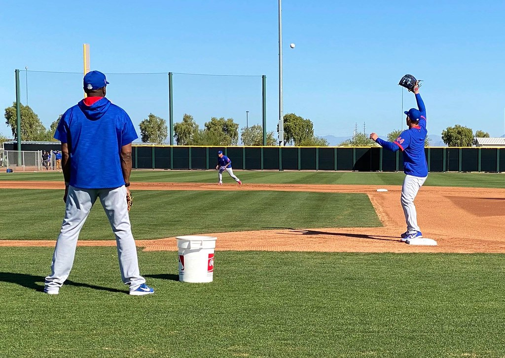 Cubs Photos: Baseball, 2020, chicago, springtraining, Anthony  Rizzo