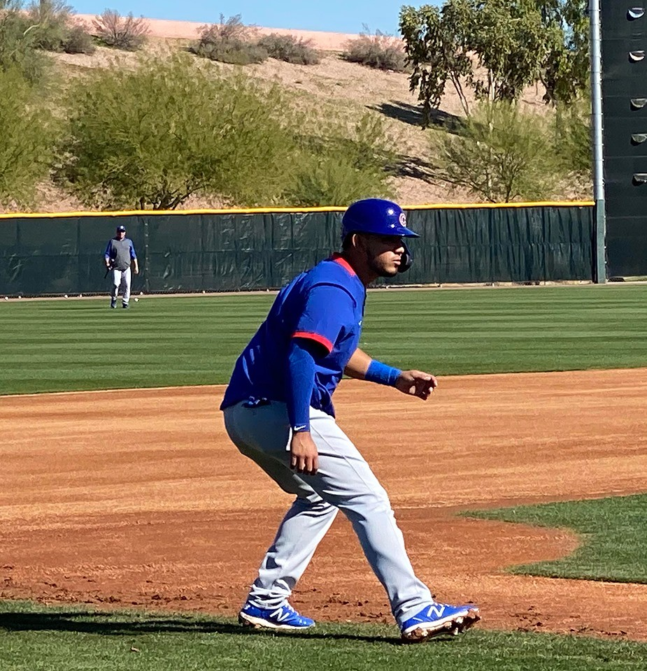 Cubs Photos: Baseball, 2020, chicago, cubs, springtraining, Willson  Contreras