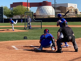 Chicago Cubs 2020 Spring Training Gallery 7 Photos
