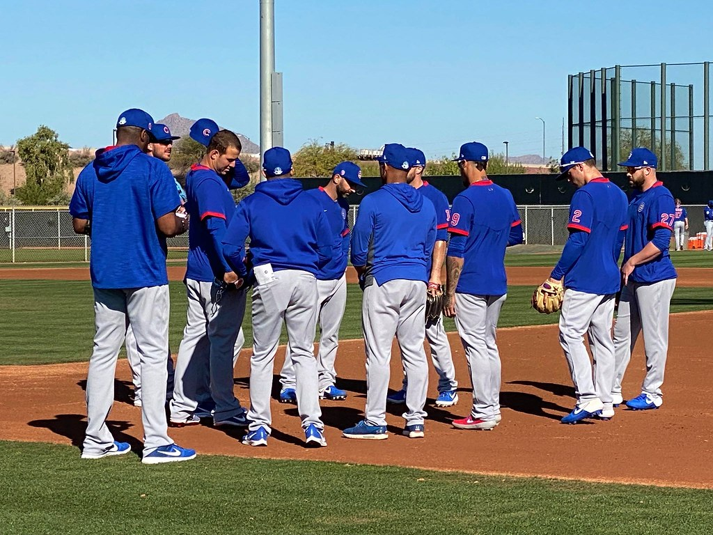Cubs Photos: baseball, 2020, chicago, cubs, springtraining, anthonyrizzo
