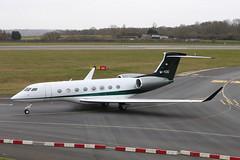 Photo of M-YGIG Gulfstream G650ER