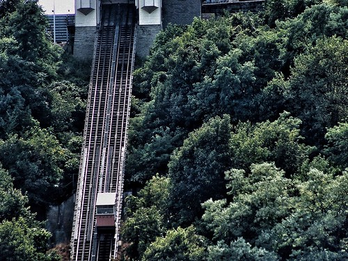 Pittsburgh Pennsylvania ~ Duquesne Incline ~ Historic