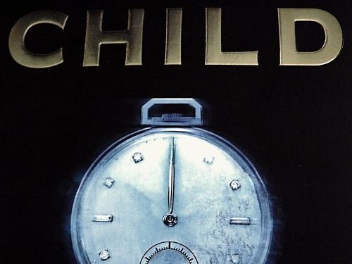 Lee Child book fan photo