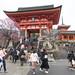 Plum Season at Kiyomizu-dera