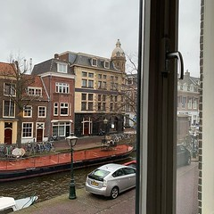 Waking up in #Leiden