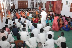 "Maha Shivaratri 2020 celebration in Vidyalaya (11) <a style=""margin-left:10px; font-size:0.8em;"" href=""http://www.flickr.com/photos/47844184@N02/49568736686/"" target=""_blank"">@flickr</a>"
