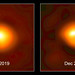 Before and After: Betelgeuse Dims, variant