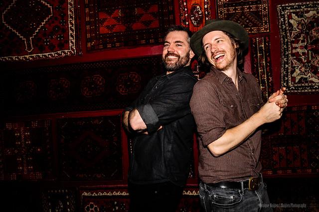 David Luning & Ben Dubing (USA)