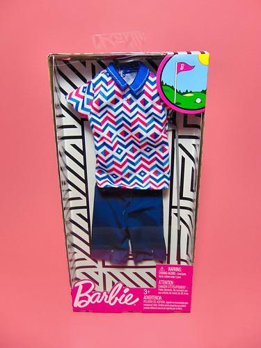 Barbie Ken Career Fashion Pack Pro Golfer Mattel A Photo On Flickriver