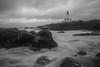 Turnberry Lighthouse mono