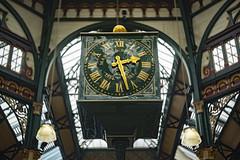 Photo of Leeds Market Clock