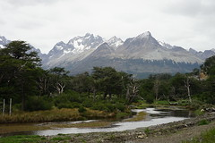 End of the World National Park, Argentina, January 2020