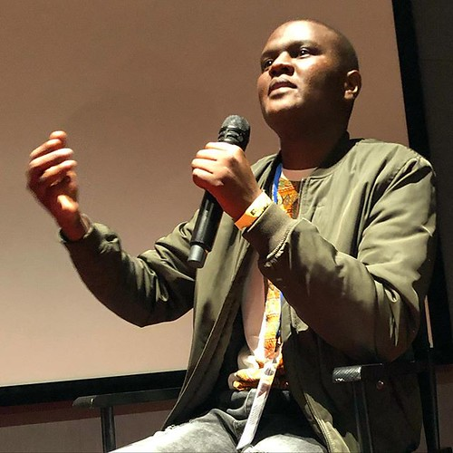 The lovely South African filmmaker Sibusiso Khuzwayo discusses the tragic passing of one of the amazing actors in his award-winning passion project, THE LETTER READER. I can't wait to see the feature! @africanarrative @paffnow