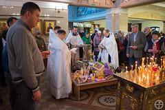 Заупокойные богослужения во Вселенскую родительскую субботу
