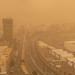 NZ7_0905_07 Calima, Saharan sand storm sweeps over Las Palmas, Gran Canaria