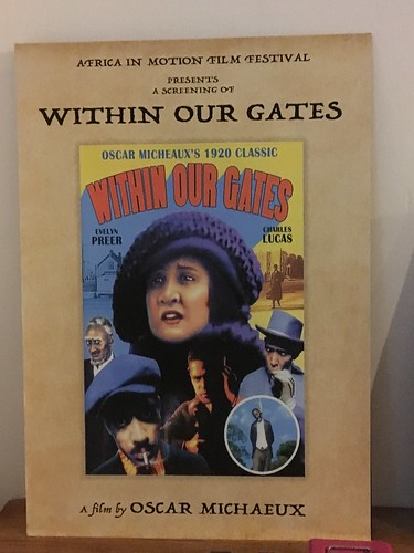 Within Our Gates poster