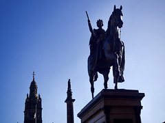 Photo of George Square, Glasgow