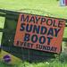 Maypole Sunday Boot Every Sunday