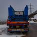 Loaded for  Morayhill, Inverness