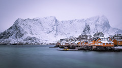 Sakrisoy - Lofoten, Norway - Travel photography