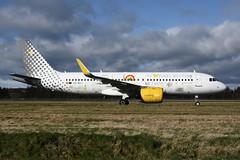 Photo of EC-NAJ Airbus A320-271N EGPH 23-02-20