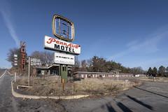 Penn Aire Motel, Breezewood, PA