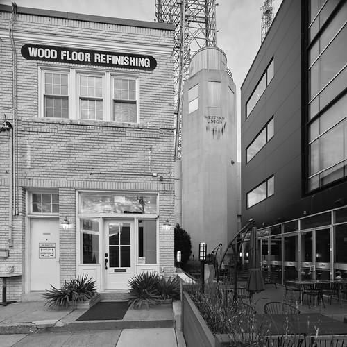 Western Union Tenleytown Tower