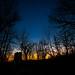 Fermilab Blue Hour