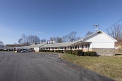 Wiltshire Motel, Breezewood, PA