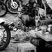 Watchman in a repair shop