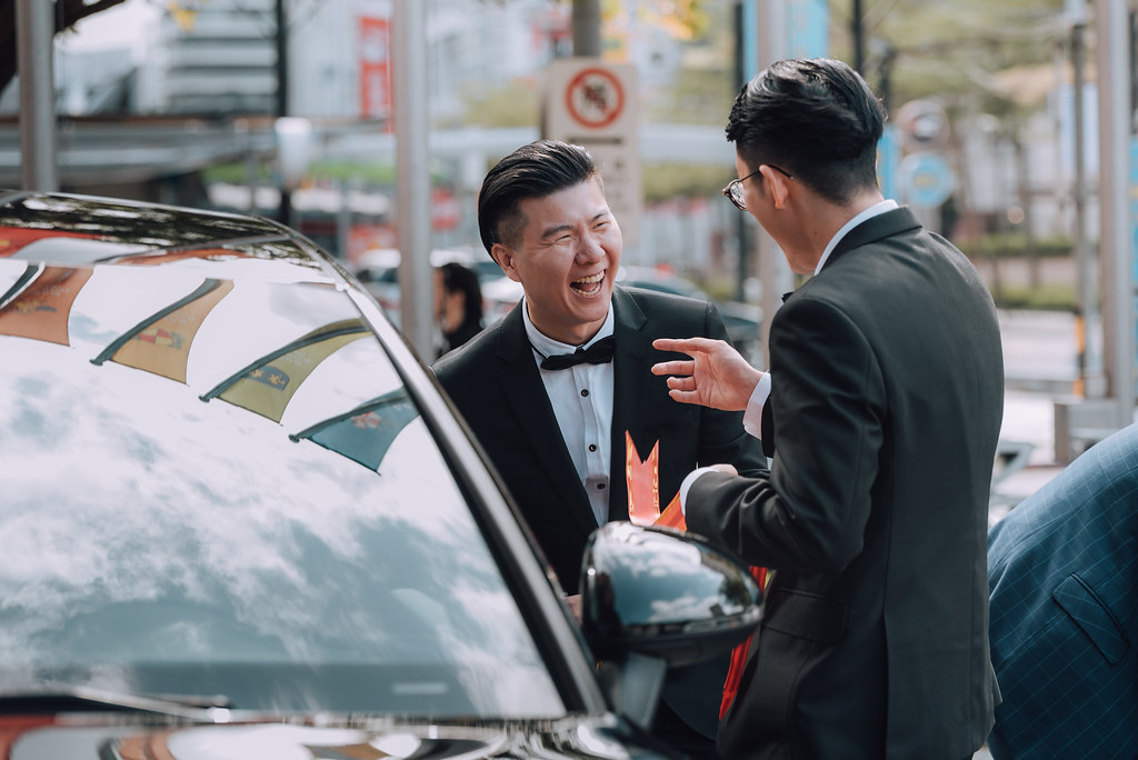 《婚禮紀錄》鼎翰 & 劭瑀 /  內湖維多麗亞酒店