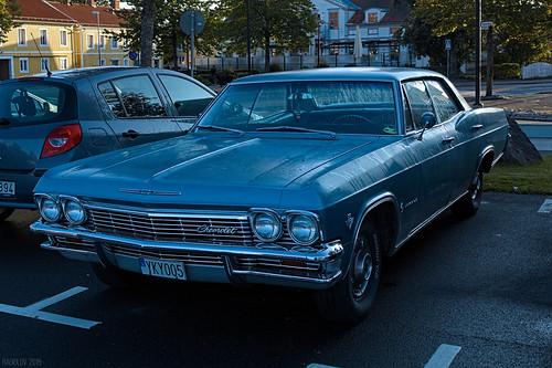 Chevrolet Impala 1965 ©  Егор Журавлёв