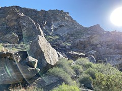 Hiking Tahquitz Canyon Trail