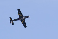 Photo of Shorts Tucano T1 ZF317 - Last flight in NI