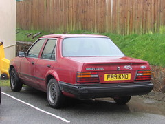 Photo of Ford Orion 1.6 GL