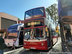 Photo of BJ03EVC 4453 (Rebecca Rita) National Express Coventry at National Express Coventry's Depot open day 2019