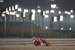 Qatar Test 2020. Day 3. Álex Márquez