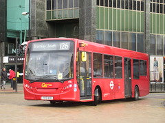 Photo of Refurbished Go Ahead London Metrobus 756 YX13AHD On Route 126 in Bromley