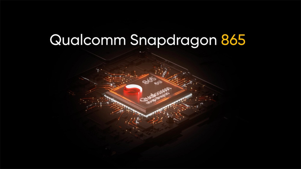 realme-X50-Pro-5G-搭載Qualcomm-Snapdragon-865-5G旗艦處理器。
