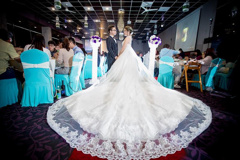 [奕章❤易玫] 結婚之囍@台南蔘天地