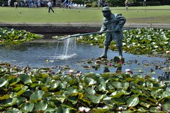 Photo of Traditional Lytham Shrimper, Lowther Gardens, Lytham