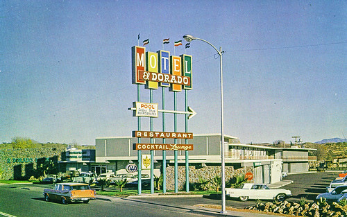 El Dorado Motor Hotel, Nogales, Arizona