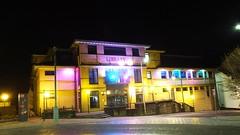 Photo of Kirkintilloch Library at Night