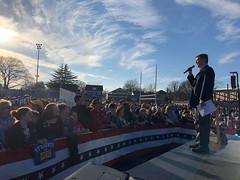 "Buttigieg Arlington rally • <a style=""font-size:0.8em;"" href=""http://www.flickr.com/photos/117301827@N08/49583871476/"" target=""_blank"">View on Flickr</a>"