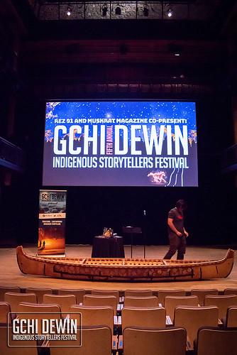 5th Annual Gchi Dewin Indigenous Storytellers Festival