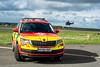 Thames Valley Air Ambulance   Skoda Kodiaq   OY69 OKF   Critical Care Response Car