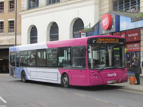 First Essex Buses 67638
