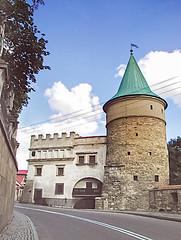 Dom z Basztą w Bieczu, fot. M. Klag MIK 2006